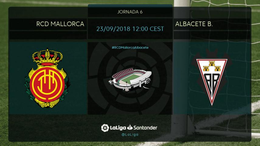 Mallorca y Albacete quieren dar el salto al ascenso directo