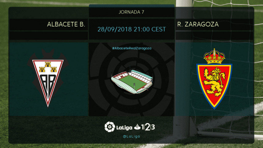 Exigencia máxima para Albacete y Zaragoza
