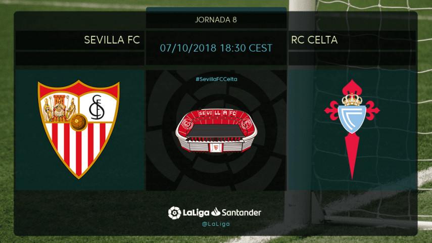 El Sevilla, a continuar ganando