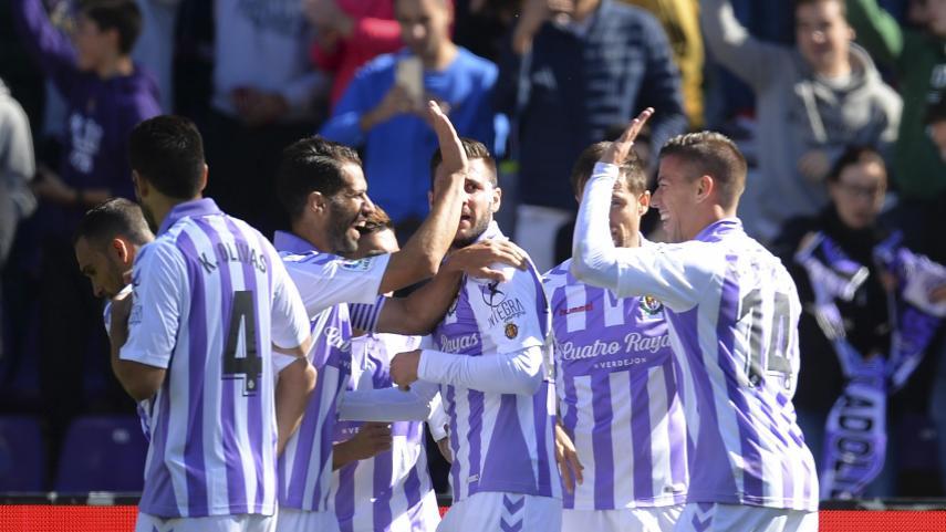 El Real Valladolid es un camaleón