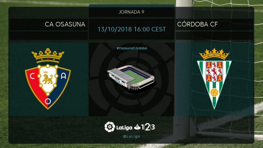 El Córdoba busca prolongar su buen momento