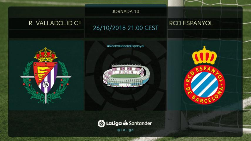 El gran momento de Valladolid y Espanyol, frente a frente