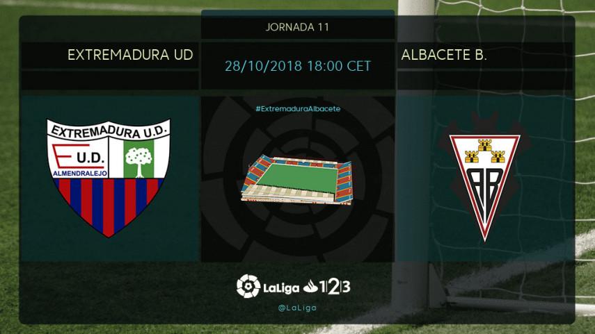 El Albacete quiere reencontrarse con su mejor versión