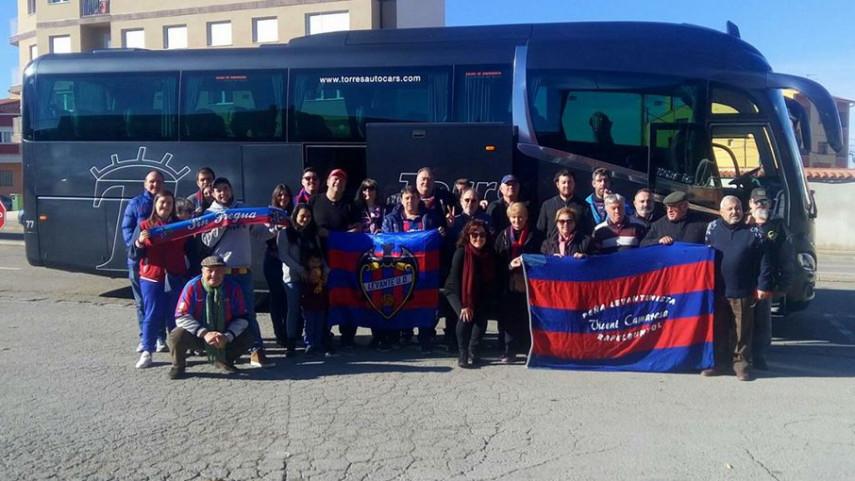 El 2018 de las peñas del Levante UD