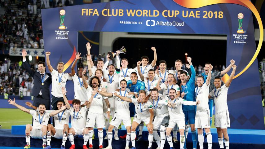 El Real Madrid conquista su cuarto Mundial de Clubes