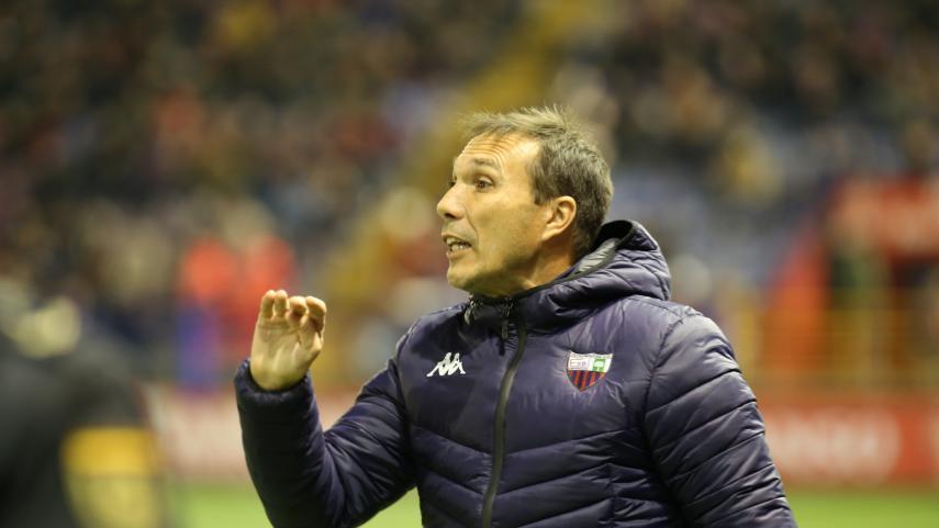 Rodri deja de ser entrenador del Extremadura