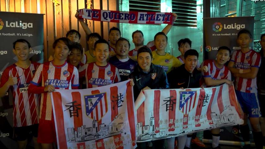 LaLiga celebra el 'II Torneo de Peñas' en Hong Kong
